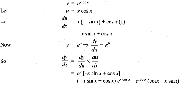 Samacheer Kalvi 11th Maths Solutions Chapter 10 Differentiability and Methods of Differentiation Ex 10.3 27