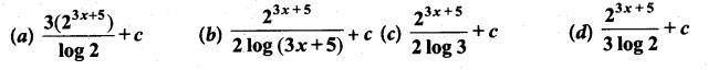 Samacheer Kalvi 11th Maths Solutions Chapter 11 Integral Calculus Ex 11.13 20