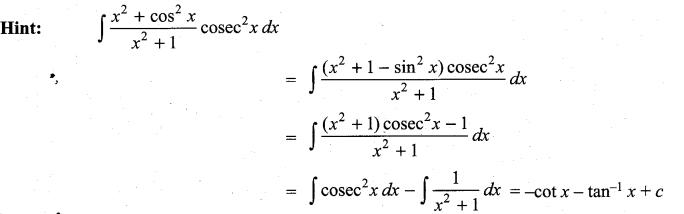 Samacheer Kalvi 11th Maths Solutions Chapter 11 Integral Calculus Ex 11.13 26