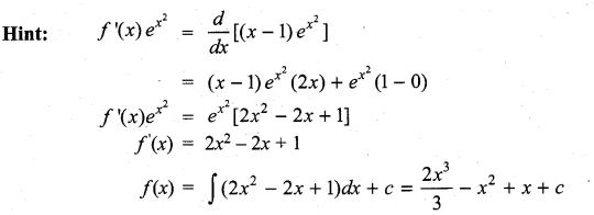 Samacheer Kalvi 11th Maths Solutions Chapter 11 Integral Calculus Ex 11.13 6