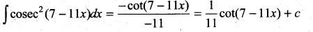Samacheer Kalvi 11th Maths Solutions Chapter 11 Integral Calculus Ex 11.2 11