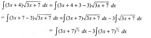Samacheer Kalvi 11th Maths Solutions Chapter 11 Integral Calculus Ex 11.5 14