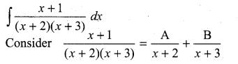 Samacheer Kalvi 11th Maths Solutions Chapter 11 Integral Calculus Ex 11.5 18