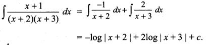 Samacheer Kalvi 11th Maths Solutions Chapter 11 Integral Calculus Ex 11.5 19