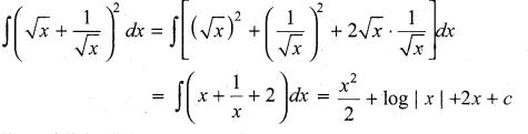 Samacheer Kalvi 11th Maths Solutions Chapter 11 Integral Calculus Ex 11.5 2