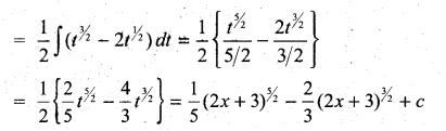 Samacheer Kalvi 11th Maths Solutions Chapter 11 Integral Calculus Ex 11.5 33