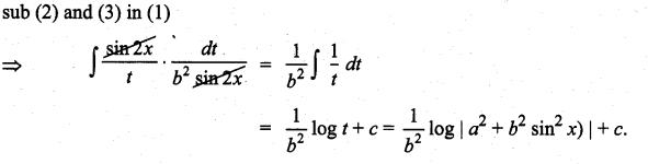 Samacheer Kalvi 11th Maths Solutions Chapter 11 Integral Calculus Ex 11.6 13