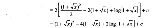 Samacheer Kalvi 11th Maths Solutions Chapter 11 Integral Calculus Ex 11.6 17