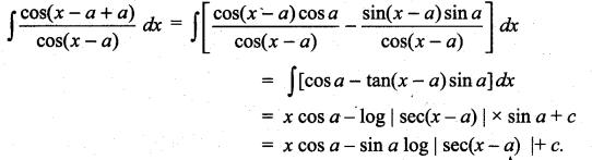 Samacheer Kalvi 11th Maths Solutions Chapter 11 Integral Calculus Ex 11.6 24