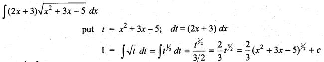 Samacheer Kalvi 11th Maths Solutions Chapter 11 Integral Calculus Ex 11.6 25