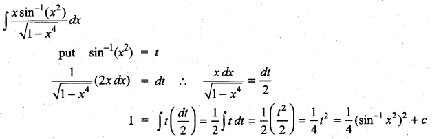 Samacheer Kalvi 11th Maths Solutions Chapter 11 Integral Calculus Ex 11.6 26