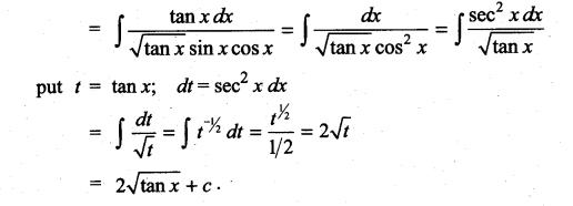 Samacheer Kalvi 11th Maths Solutions Chapter 11 Integral Calculus Ex 11.6 30