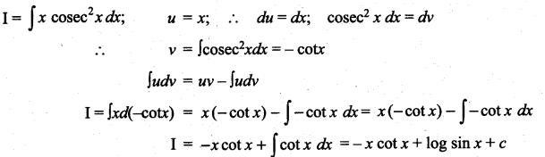 Samacheer Kalvi 11th Maths Solutions Chapter 11 Integral Calculus Ex 11.7 11