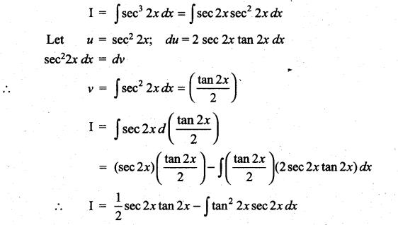 Samacheer Kalvi 11th Maths Solutions Chapter 11 Integral Calculus Ex 11.7 20