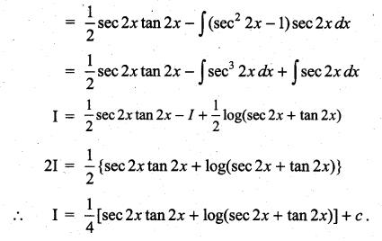 Samacheer Kalvi 11th Maths Solutions Chapter 11 Integral Calculus Ex 11.7 21