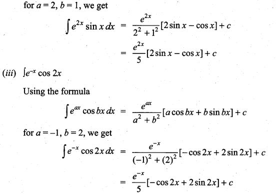 Samacheer Kalvi 11th Maths Solutions Chapter 11 Integral Calculus Ex 11.8 3
