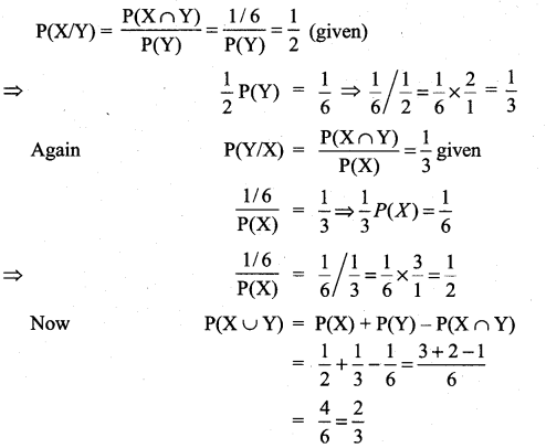 Samacheer Kalvi 11th Maths Solutions Chapter 12 Introduction to Probability Theory Ex 12.5 18
