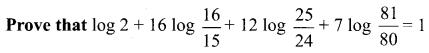 Samacheer Kalvi 11th Maths Solutions Chapter 2 Basic Algebra Ex 2.12 11