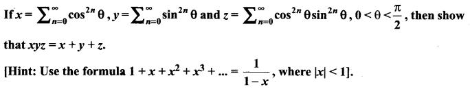 Samacheer Kalvi Class 11 Maths Solutions Chapter 3 Trigonometry Ex 3.1