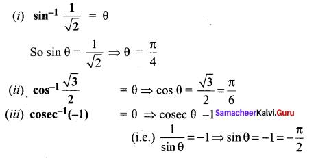 Samacheer Kalvi 11th Maths Solutions Chapter 3 Trigonometry Ex 3.11 2