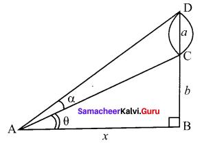 Samacheer Kalvi 11th Maths Solutions Chapter 3 Trigonometry Ex 3.11 5