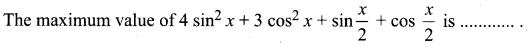 Samacheer Kalvi 11th Maths Solutions Chapter 3 Trigonometry Ex 3.12 23