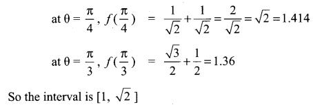 Samacheer Kalvi 11th Maths Solutions Chapter 3 Trigonometry Ex 3.12 71