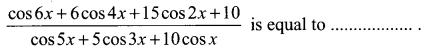 Samacheer Kalvi 11th Maths Solutions Chapter 3 Trigonometry Ex 3.12 73