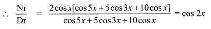 Samacheer Kalvi 11th Maths Solutions Chapter 3 Trigonometry Ex 3.12 74