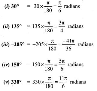 Samacheer Kalvi 11th Maths Solutions Chapter 3 Trigonometry Ex 3.2 1