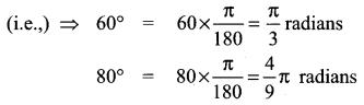 Samacheer Kalvi 11th Maths Solutions Chapter 3 Trigonometry Ex 3.2 60