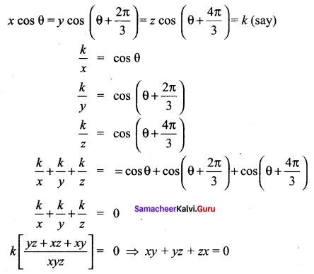 Samacheer Kalvi 11th Maths Solutions Chapter 3 Trigonometry Ex 3.4 68