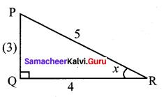 Trigonometry 3.4 Class 11 Solutions Chapter 3 Trigonometry Samacheer Kalvi