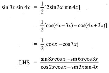 Samacheer Kalvi 11th Maths Solutions Chapter 3 Trigonometry Ex 3.6 13