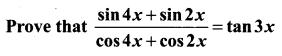 Samacheer Kalvi 11th Maths Solutions Chapter 3 Trigonometry Ex 3.6 18