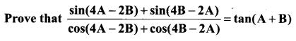 Samacheer Kalvi 11th Maths Solutions Chapter 3 Trigonometry Ex 3.6 30