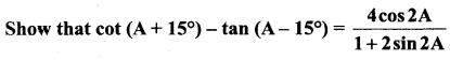 Samacheer Kalvi 11th Maths Solutions Chapter 3 Trigonometry Ex 3.6 32
