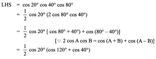 Samacheer Kalvi 11th Maths Solutions Chapter 3 Trigonometry Ex 3.6 52