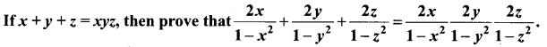 Samacheer Kalvi 11th Maths Solutions Chapter 3 Trigonometry Ex 3.7 111