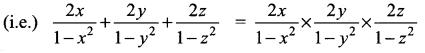 Samacheer Kalvi 11th Maths Solutions Chapter 3 Trigonometry Ex 3.7 112
