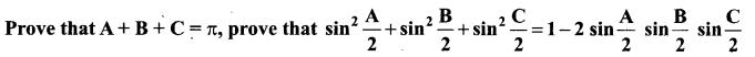 Samacheer Kalvi 11th Maths Solutions Chapter 3 Trigonometry Ex 3.7 19