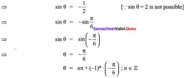 Samacheer Kalvi 11th Maths Solutions Chapter 3 Trigonometry Ex 3.8 30