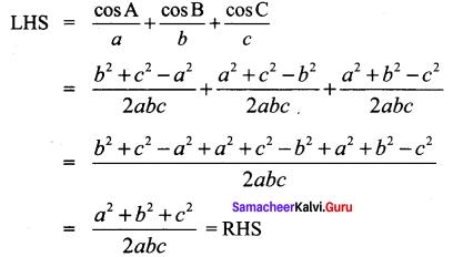 Samacheer Kalvi 11th Maths Solutions Chapter 3 Trigonometry Ex 3.9 54