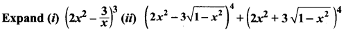 11th Maths Exercise 5.1 Solutions Chapter 5 Binomial Theorem, Sequences And Series Samacheer Kalvi