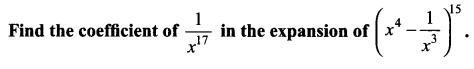 Samacheer Kalvi 11th Maths Solutions Chapter 5 Binomial Theorem, Sequences and Series Ex 5.1 155