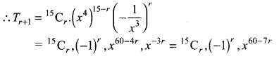 Samacheer Kalvi 11th Maths Solutions Chapter 5 Binomial Theorem, Sequences and Series Ex 5.1 57