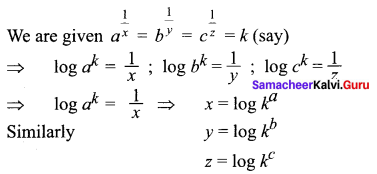 Samacheer Kalvi 11th Maths Solutions Chapter 5 Binomial Theorem, Sequences and Series Ex 5.2 31