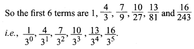 Samacheer Kalvi 11th Maths Solutions Chapter 5 Binomial Theorem, Sequences and Series Ex 5.2 8