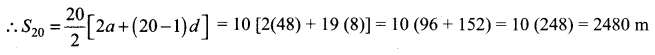 Samacheer Kalvi 11th Maths Solutions Chapter 5 Binomial Theorem, Sequences and Series Ex 5.3 20
