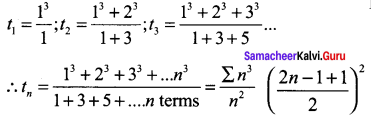 Samacheer Kalvi 11th Maths Solutions Chapter 5 Binomial Theorem, Sequences and Series Ex 5.3 234